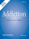 Addiction journal cover