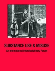 Substance Use & Misuse cover