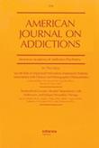 Am J Addict cover