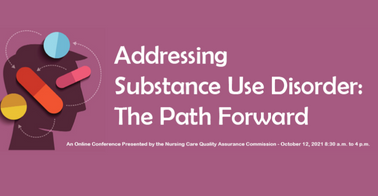 Addressing Substance Use Disorder logo
