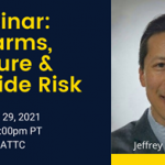 Image of Dr. Sung with title and date of webinar